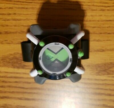 Ben 10 Omnitrix Watch Lights & Sounds Talking Wrist Playmates Toys 2017 TESTED • 13.02£