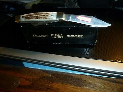 AU350 • Buy Puma Stock Knife ( 3 Blade ) New In The Box. Made In Germany. Best Quality.
