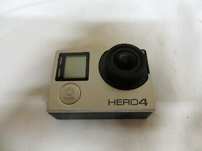 $ CDN1.59 • Buy GoPro Hero 4 Silver With Battery
