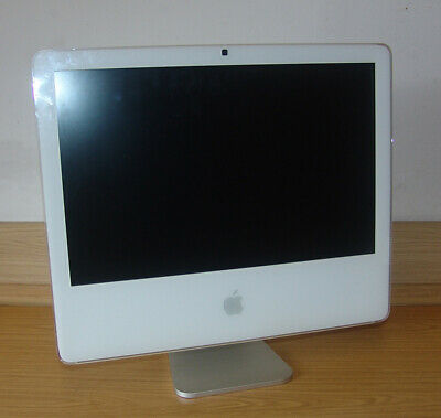 IMac 20-Inch  Core Duo  2.0 2.0 GHz Core Duo - Spares/repairs • 40£