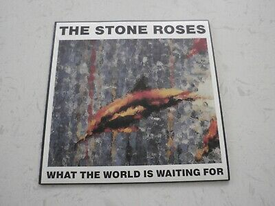 £19.99 • Buy The Stone Roses...What The World Is Waiting For / Fools Gold 1989, 7   Very Good