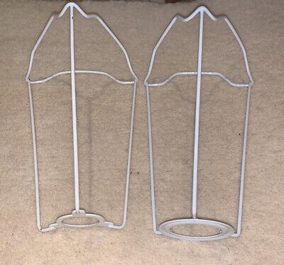 £6.99 • Buy Shade Carrier Lamp Support Adapter Gimble Frame UK & EURO Size Table Lamp 7 Inch