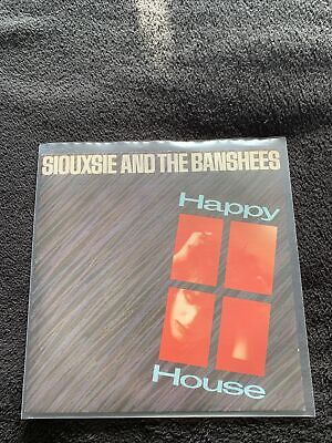"Siouxsie And The Banshees ,Happy House ,7"" Vinyl Single ,1980 • 7.99£"