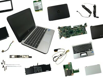 $ CDN12.52 • Buy HP Chromebook 11 G4 11.6 Laptop  ENTIRE LAPTOP PARTS ASSEMBLY LOT REPAIR