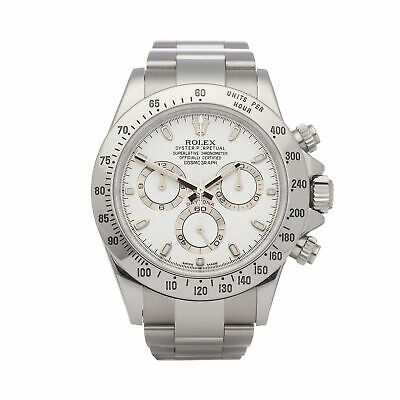 $ CDN33699.89 • Buy Rolex Daytona Cosmograph Aph Dial Stainless Steel Watch 116520 W008100