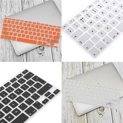 1x Laptop Silicone Keyboard Protector Skin Cover For Macbook 15  Pro 13  B7N2 • 2.22£