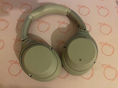 Sony WH-1000XM3 Wireless Over-the-Ear Headphones - Silver • 150£