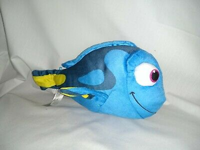 11  Cute Soft Disney's Finding Dory Talking Dory Bandai Disney Toy Plush Doll • 9£
