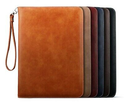 AU15.95 • Buy Genuine Luxury Leather Case Cover For IPad 8th 7th Gen 6th 5th Air Mini 5 4 3 2