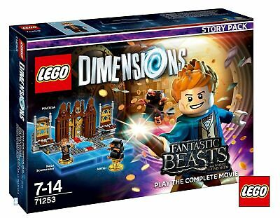 AU37 • Buy LEGO Dimensions 71253 Fantastic Beasts & Where To Find Them Story Pack