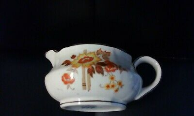 £5.99 • Buy  Rare  Vintage Alfred Meakin Gravy / Sauce Boat Hand Painted By Alfred Clough