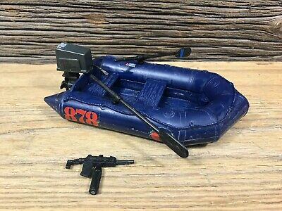$ CDN28.98 • Buy Vintage GI JOE ARAH - VEHICLE - 1985 Cobra Night Landing Raft