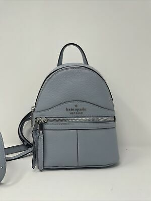 $ CDN149.13 • Buy KATE SPADE KARINA MINI CONVERTIBLE BACKPACK Frosted Blue