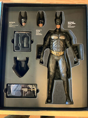 $ CDN444.03 • Buy Sideshow Collectibles Hot Toys DX01 Dark Knight Batman COMPLETE Rare Extra Cape