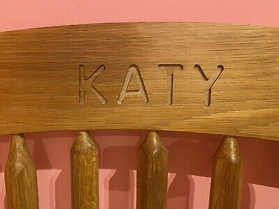 Unique Single Girls Bed Personalised KATY (Goldilocks Bed) • 2,000£