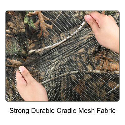 $13.91 • Buy Camo Netting Burlap Cradle Military Camouflage Mesh Netting For Camping Hunting