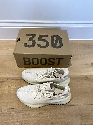 $ CDN351.02 • Buy Mens White Adidas Yeezy Boost 350 With Box Kanye West Design
