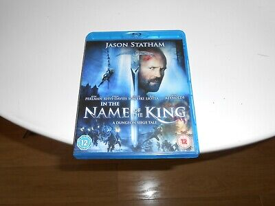In The Name Of The King - A Dungeon Siege Tale BLU RAY - Jason Statham  • 1.75£