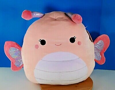 $ CDN79.90 • Buy Squishmallows Maribel The Pink Butterfly 16  Kellytoy New