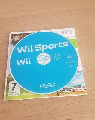 Nintendo Wii Sports In Cardboard Sleeve - FAST AND FREE DISPATCH • 12.50£