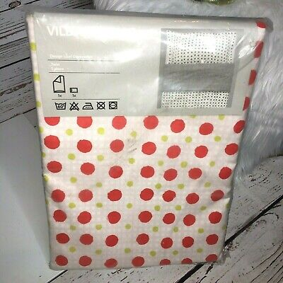 Ikea Twin Vilda Prickar Quilt Duvet Cover And Sham Set New In Package  • 30.38£