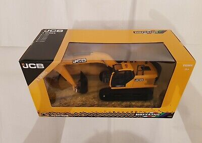 £44.99 • Buy Britains 43226 Jcb 220 X Lc Digger Excavator New 1:32 Boxed Model