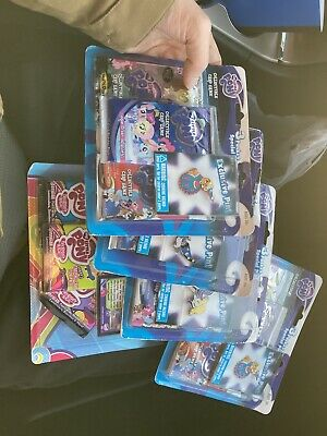 5 Sets My Little Pony Collectible Card Game 2019 Exclusive Lot. • 18.09£