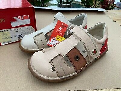 £15.99 • Buy Garvalin Infant Leather Shoes Eu31 New