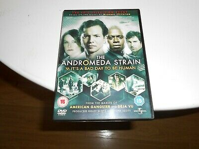 The Andromeda Strain - The Mini-Series - Complete (DVD, 2008, 2-Disc Set) • 1.75£