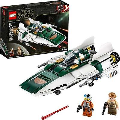 AU77 • Buy Lego Star Wars 75428 The Rise Of Skywalker Resistance A-Wing Starfighter