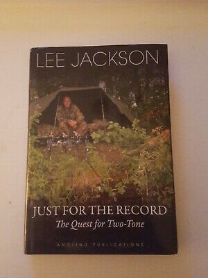 AU108.18 • Buy SCARCE Signed 1st CARP Fishing Book By LEE JACKSON