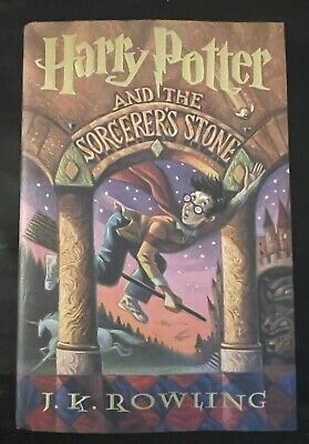 $ CDN88.80 • Buy Harry Potter And The Sorcerer's Stone Hardback Book J.k.rowling First Edition