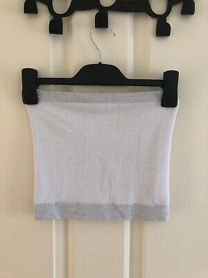 AU10 • Buy Urban Outfitters White Cropped Tube Top Xs/S