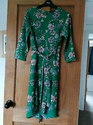New Look Floral Dress Size 8  • 7.50£