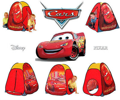 £19.99 • Buy Disney Cars Play Tent - Red - BOXED - ** PURCHASE YOURS TODAY **