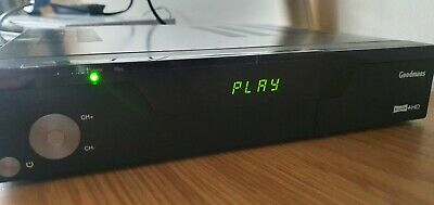 Goodmans Freeview Set Top Box Hd Digital Tv Receiver And Recorder 320gb Working • 6£