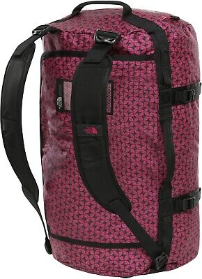 The North Face Base Camp Duffel S, FESTIVAL PINK MLTNGDM PRINT/TNF BLACK • 107.75£