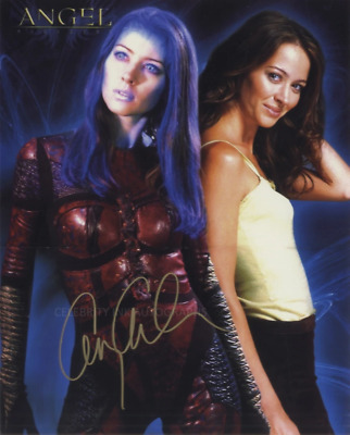 $ CDN69.95 • Buy AMY ACKER As Illyria / Fred - Angel GENUINE SIGNED AUTOGRAPH