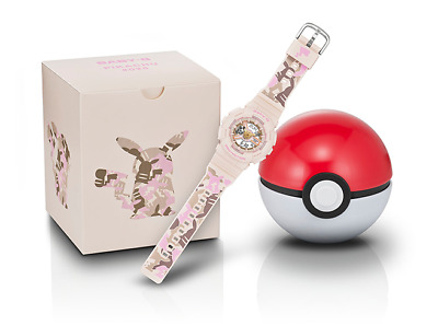 $198 • Buy BRAND NEW G-Shock Baby G X Pokemon Watch OS IN HAND LE