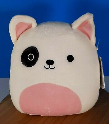 $ CDN34.90 • Buy Squishmallows Charlie The Dog 8  Eye Patch Puppy Kellytoy New