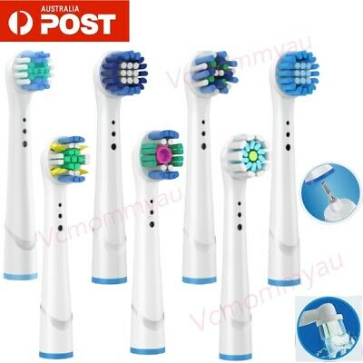 AU4.59 • Buy 4/8/12x Replacement Electric Toothbrush Heads Compatible Oral B Tooth Brush Head