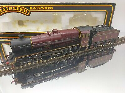 £89.99 • Buy MAINLINE OO 4-6-0 Jubilee GLORIOUS LMS Crimson BOXED BACHMANN CHASSIS