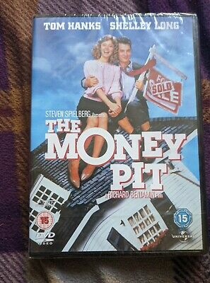 £3.99 • Buy The Money Pit [DVD] Tom Hanks New And Sealed Steven Spielberg Free Postage