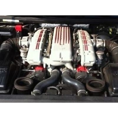 AU18701.20 • Buy 2003 Ferrari F1 575 M Maranello 5,8 V12 Motor Engine 515 PS
