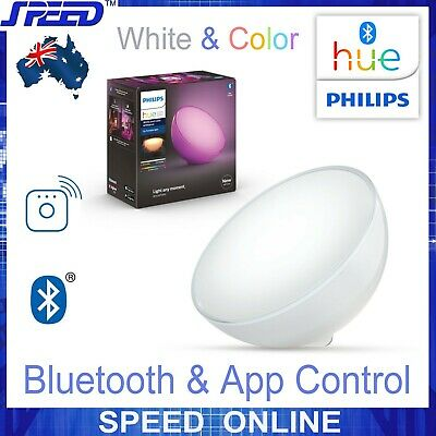 AU164 • Buy Philips Hue White And Color Go Portable Smart Lamp - Bluetooth & Wi-Fi Control