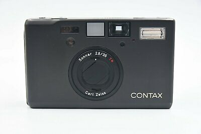 $ CDN3327.25 • Buy CONTAX T3 Black Early Model SN: 045436 20680859