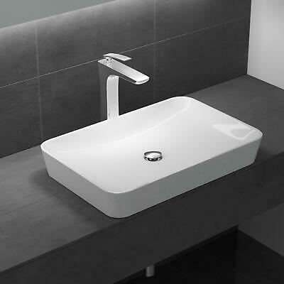 £129.90 • Buy Modern Stylish Sink Countertop Rectangle Stone Resin Colour Basin Only