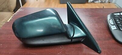 $58.79 • Buy 98 99 00 01 02 Honda Accord Sdn Front Right Side Mirror Green Oem