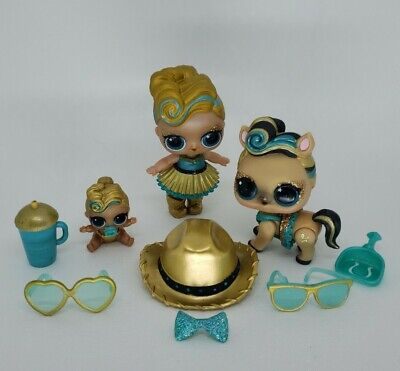 $ CDN112.47 • Buy Lol Surprise Doll LUXE FAMILY LOT Big & Lil Sis Sister & The LUXE PONY Lot