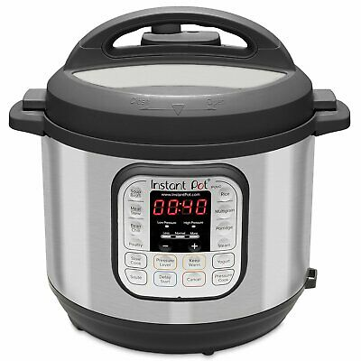 $ CDN119.71 • Buy Instant Pot DUO80 8-Quart 7-in-1 Multi-Use Programmable Pressure Cooker, Slow Co